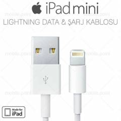 Apple iPad Mini USB Data ve �arj Kablosu
