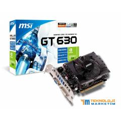 MSI 4GB NVIDIA GEFORCE EKRAN KARTI N630GT DDR3