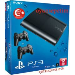 Sony Playstation 3 12  gb Super Slim PS3 12+2.KO
