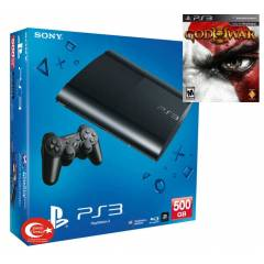 Sony Playstation 3 500 gb +GOD OF WAR +HDMI