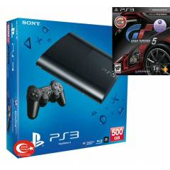Sony Playstation 3 500 gb+Gran turismo 5 oyunu
