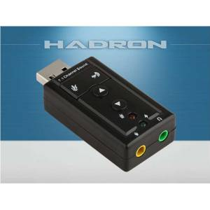 USB SOUND CARD 7.1 HD4177/250