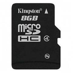 Kingston 8GB CLASS4 SDCARD -SD4/8GB Haf�za Kart�