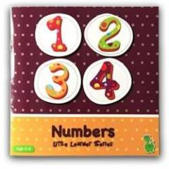 Ye�il Dinozor Little Learner Series - Numbers
