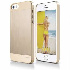 iPhone 5S K�l�f Gold (Sar�) iPhone 5S K�l�f