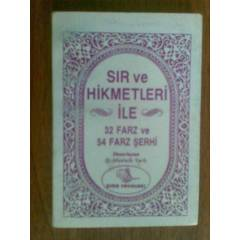 SIR VE H�KMETLER� �LE 32 FARZ VE 54 FARZ �ERH�