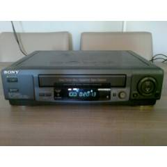 SONY VHS V�DEO