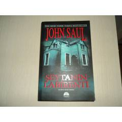 �EYTANIN LAB�RENT�--JOHN SAUL