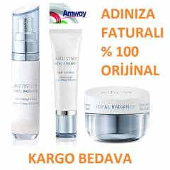 AMWAY ARTISTRY IDEAL RADIANCE POWER SYSTEM 3 L�