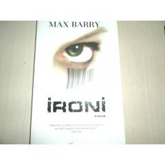 �RON�--MAX BARRY