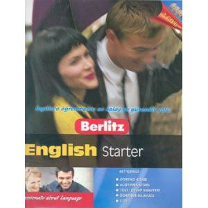 Berlitz Starter Set (4 Kitap)-3 CD