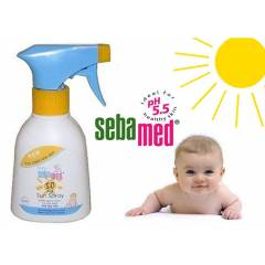 Sebamed gunes baby sun 50  lot�on 150 ml