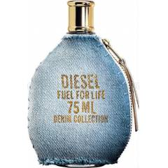 Diesel Fuel For Life Denim Edt 75 ml Kad�n Parfm