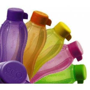 TUPPERWARE EKO ���E  500ml suluk MOR RENK