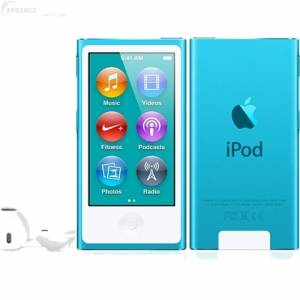 APPLE IPOD NANO 7 NES�L 16GB - (MD478TZ/A)