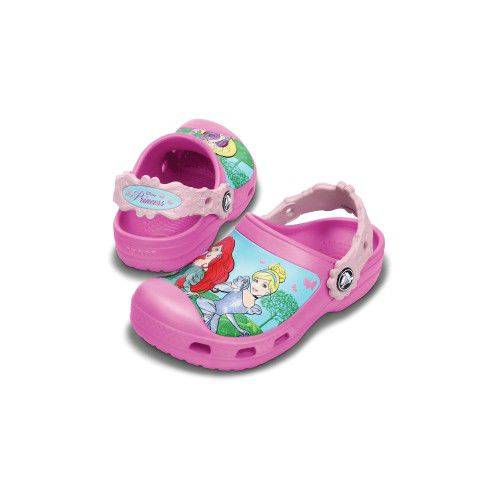 CC Magical Day Princess Clog Terlik Party Pink-P