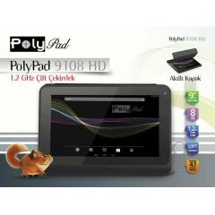 "Polypad 9108HD 8GB 9"" Tablet"