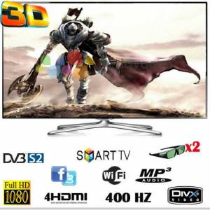Samsung 55F6500 3D Smart LED Tv