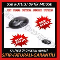 LAPTOPLAR ���N UCUZ USB MOUSE MAUS