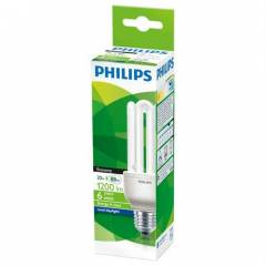 Philips Economy Tasarruflu Ampul So�uk Beyaz