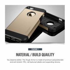 Spigen iPhone 5 / 5S Case Tough Armor