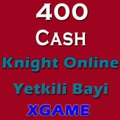 400 Cash Knight Online Ko Cash NTT Game XGAMETR