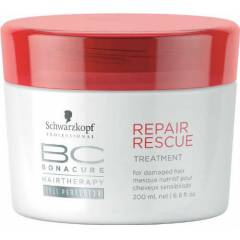 BC Bonacure Repair Rescue Treatment Maske 200ml