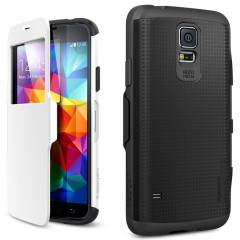 Spigen Galaxy S5 Case Slim Armor View
