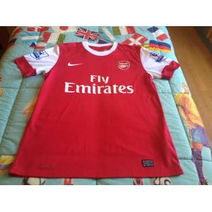 Arsenal 2010 - 2011 Home