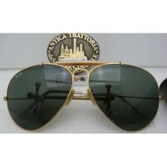 RAY-BAN G�NE� G�ZL��� V�NTAGE P�LOT MODEL 20 YIL