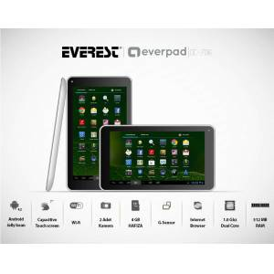 Everest EVERPAD DC-706 7'' 4GB 4.2.2 Tablet PC
