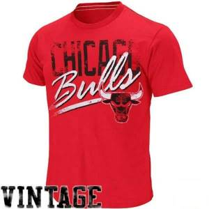NBA CHICAGO BULLS T-SHIRT !