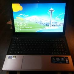 ASUS K55VJ �7-3630QM 750 Gb 8 Gb 15.6'' HD LED