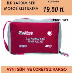 FirstPlus MOTOS�KLET EKSTRA �LK YARDIM SET�
