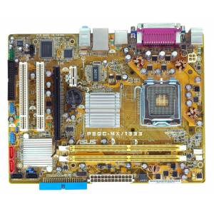 ASUS P5GC-MX/1333 DDR2 PCI-E CORE 2 DUO DESTEKL�