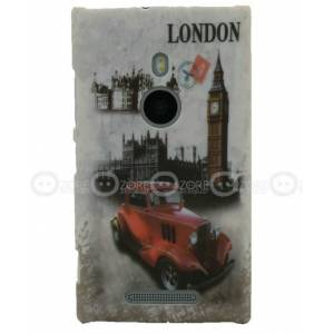 Nokia Lumia 925 London Car K�l�f Kapak