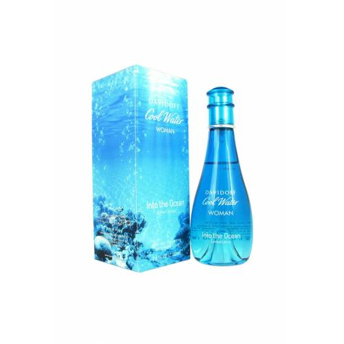Cool Water Into The Ocean Edt 100 ml