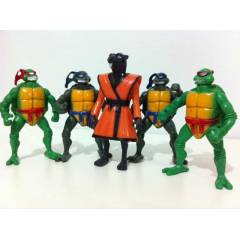 Ninja kaplumba�alar Usta Splinter ninja turtles