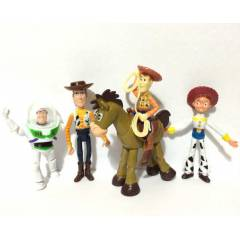 Toy Story action figure 5 li set oyuncaklar�