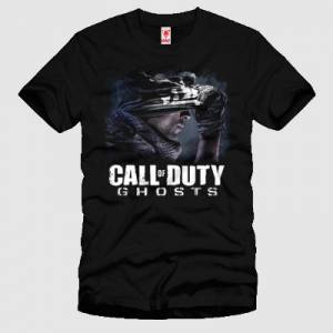 CRAZY Call Of Duty Ghosts Erkek Ti��rt