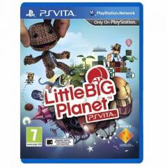 LITTLE BIG PLANET PS VITA OYUNU SIFIR