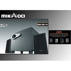 Mikado MD-2013 Usb+SD Kart Destekli 2+1 Speaker