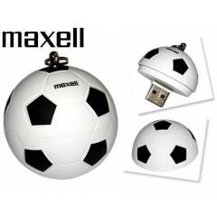 Maxell 4GB Usb Flash Bellek Futbol Topu G�r�n�m