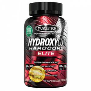 MUSCLETECH Hydroxycut Hardcore Elite 110 Kaps�l