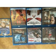 8 ADET SIFIR BLURAY DVD
