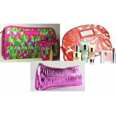 CLINIQUE MAKYAJ �ANTASI GECE Clutch �ND�R�MMM