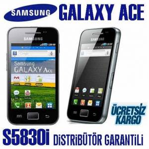 SAMSUNG GALAXY ACE S5830i *2 YIL GARANT�L� *5 MP