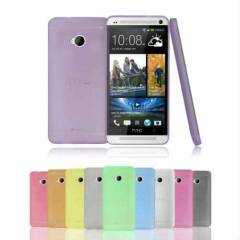 HTC One K�l�f Ultra Thin Kapak / HTC One K�l�f