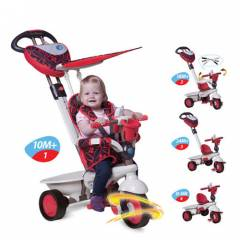Smart Trike Dream Team Red