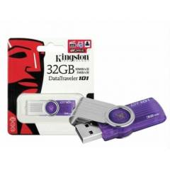 KiNGSTON 32GB USB 2.0 BELLEK - DT101G2/32GBZ